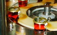 陶陶酒デルカップ生産ライン
